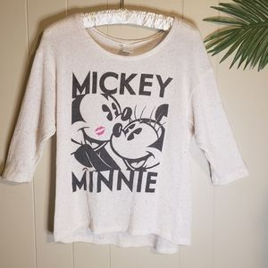 Mickey mini sweatshirt Disney